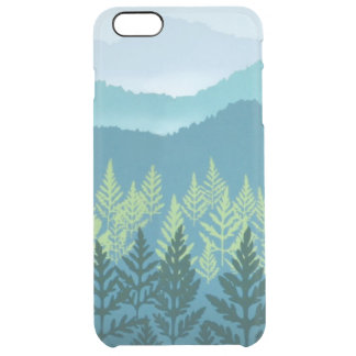 Blue Ridge iPhone 6/6S Plus Clear Case
