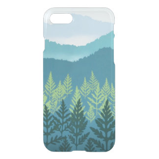 Blue Ridge iPhone 7 Clear Case