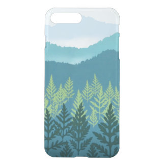 Blue Ridge iPhone X/8/7 Plus Clear Case