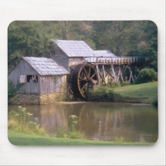 Blue Ridge Mill Pond Mouse Pad