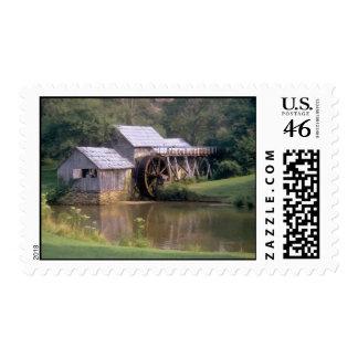 Blue Ridge Mill Pond Postage
