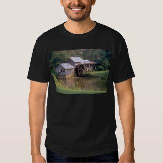 Blue Ridge Mill Pond Tee Shirt