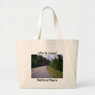 Blue Ridge Motorcycle Ride (2) Tote Bags