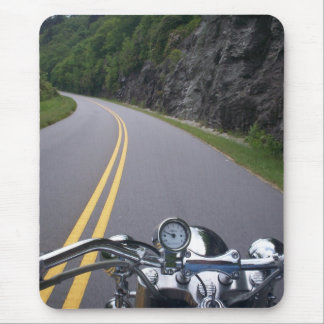 Blue Ridge Motorcycle Ride 2 Mouse Pad