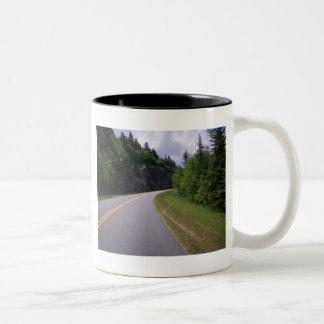 Blue Ridge Motorcycle Ride (2) Coffee Mugs