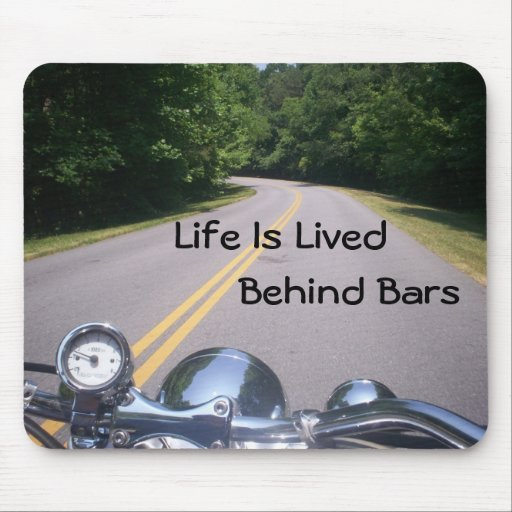 Blue Ridge Motorcycle Ride (3) Mousepad