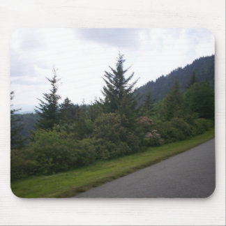 Blue Ridge Motorcycle Ride 4 Mouse Pad