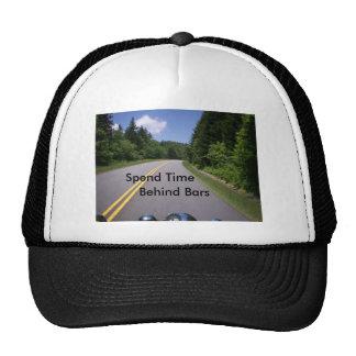 Blue Ridge Motorcycle Ride Mesh Hats