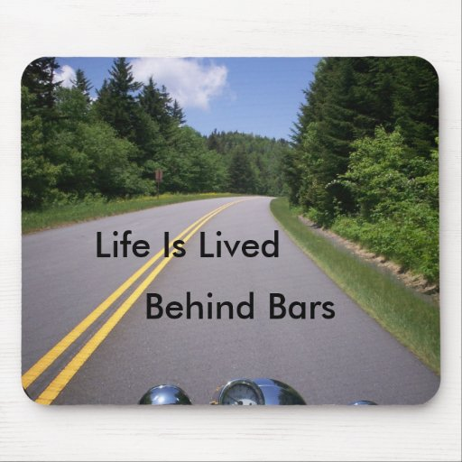 Blue Ridge Motorcycle Ride Mouse Pads