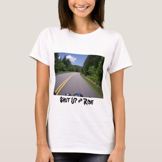 Blue Ridge Motorcycle Ride T-Shirt