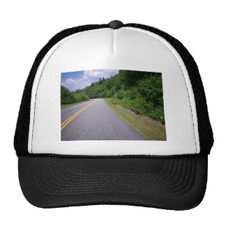 Blue Ridge Motorcycle Turn Ahead Hat
