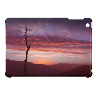 Blue Ridge Mountains at Dawn Case For The iPad Mini