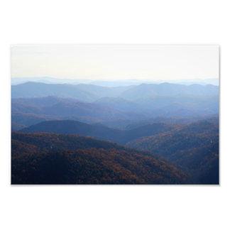 Blue Ridge Mountains, Carolina del Norte Cojinete
