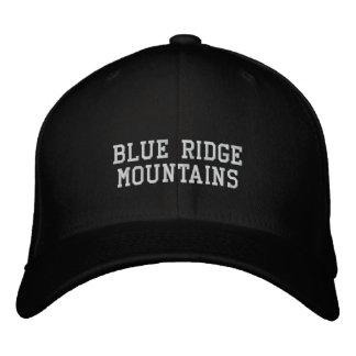 Blue Ridge Mountains Embroidered Baseball Hat