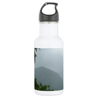 Blue Ridge Mountains Fog 2 Water Bottle