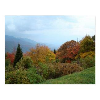 Blue Ridge Mountains II Tarjeta Postal