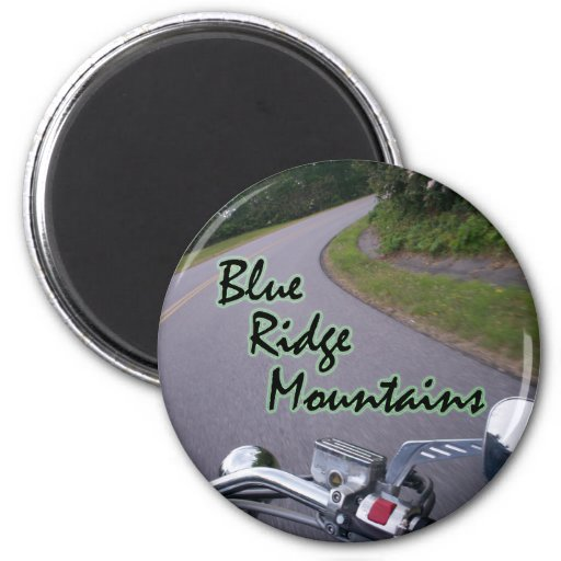 Blue Ridge Mountains Refrigerator Magnets