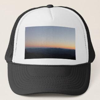 Blue Ridge Mountains Sunset Trucker Hat