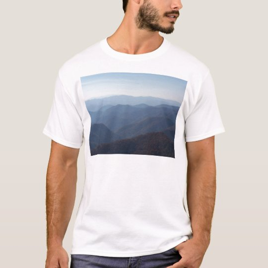 blue ridge mountains T-Shirt