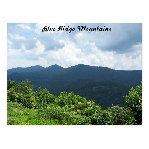 Blue Ridge Mountains Postal