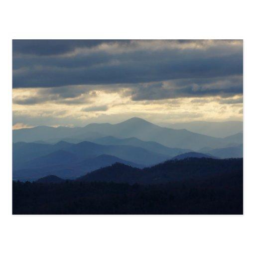Blue Ridge Mountains Postales