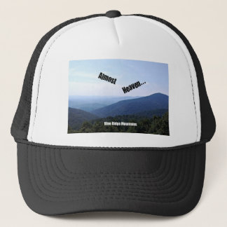 Blue Ridge Mountains Trucker Hat