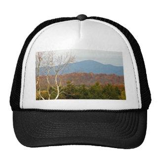 Blue Ridge Mountains VA Landscape Photo Shenandoah Mesh Hat