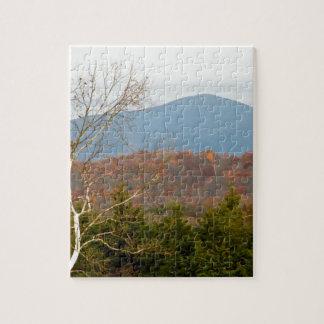 Blue Ridge Mountains VA Landscape Photo Shenandoah Jigsaw Puzzle