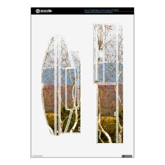 Blue Ridge Mountains VA Landscape Photo Shenandoah Decals For PS3