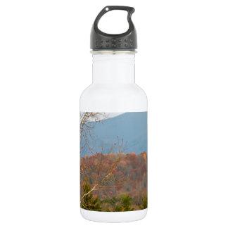 Blue Ridge Mountains VA Landscape Photo Shenandoah Stainless Steel Water Bottle