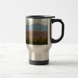 Blue Ridge Mountains VA Landscape Photo Shenandoah Travel Mug