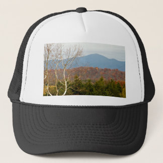 Blue Ridge Mountains VA Landscape Photo Shenandoah Trucker Hat