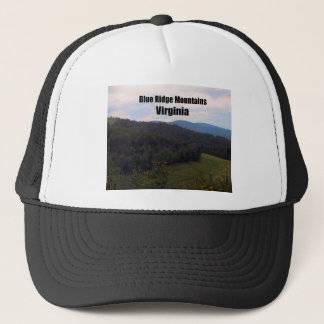 Blue Ridge Mountains, Virginia Trucker Hat