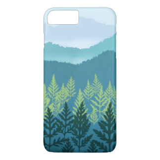 Blue Ridge Nursery iPhone X/8/7 Plus Barely There iPhone 8 Plus/7 Plus Case