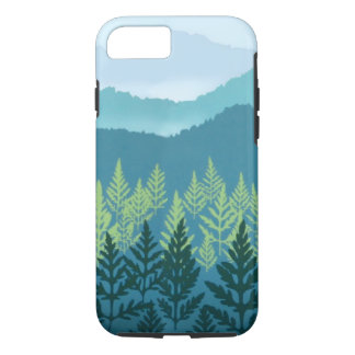 Blue Ridge Nursery iPhone X/8/7 Tough Case