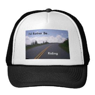Blue Ridge Parkway High Mesh Hat