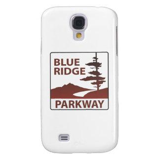 Blue Ridge Parkway Highway Road Trip Samsung Galaxy S4 Cover