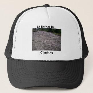Blue Ridge Parkway Huge Rock 3 Trucker Hat
