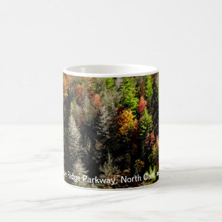 Blue Ridge Parkway , North Carolina Coffee Mug