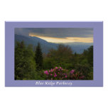 Blue Ridge Parkway Photograph Poster