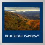 BLUE RIDGE PARKWAY Poster