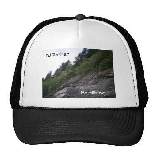 Blue Ridge Parkway Rocks Trucker Hat