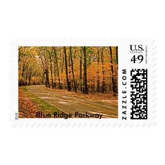 Blue Ridge Parkway Shirts, Caps & Gifts Postage Stamp