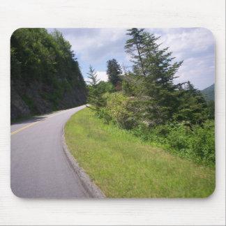 Blue Ridge Parkway Steep Mouse Pad