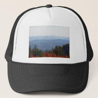 blue ridge parkway trucker hat