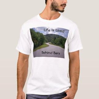 Blue Ridge Parkway Turns T-Shirt