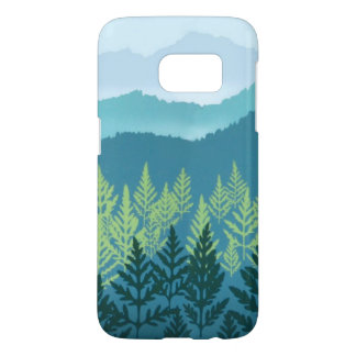 Blue Ridge Samsung Galaxy S7 Barely There Case
