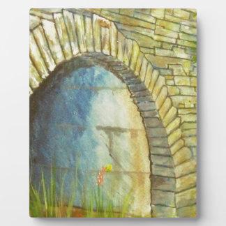 Blue Ridge Tunnel Plaque
