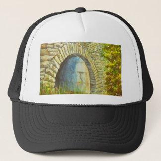 Blue Ridge Tunnel Trucker Hat