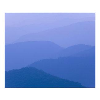 Blue Ridges 1 Photo Print